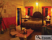 hotels of jaisalmer